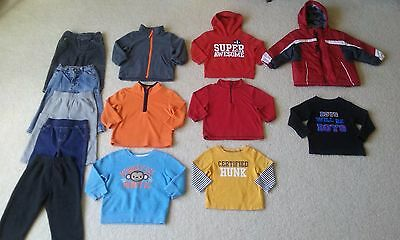 Toddler Boys 13 Pce Fall/Winter Clothing Lot Size 18 Months VGUC!!