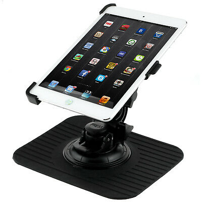 In Car GPS SAT NAV Satnav Ultra Slim Dashboard Dash Rubber Mat Mount Holder