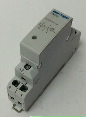 Hager Interface Relay For Consumer Units And Boards