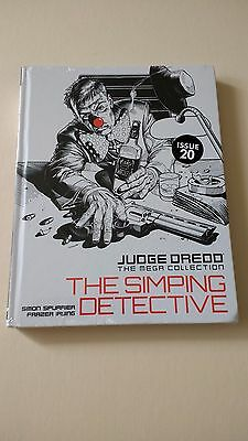 Judge Dredd The Mega Collection Issue 20 The Simping Detective HC Hardcover