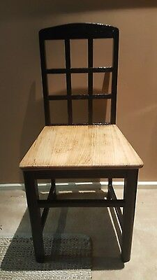 Chairs Dining Solid hardwood x 3 available