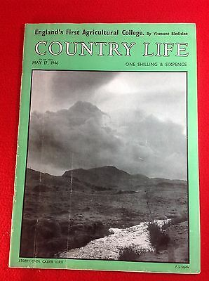 COUNTRY LIFE Magazine : 17th May 1946