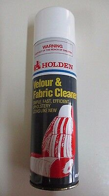 Holden Velour & Fabric Cleaner - Holden Wise Quality Service & Parts - 400 Grams