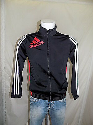 Adidas Giacca Jacket Track Top 13 14 Anni Years Bambino G5902