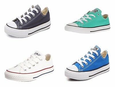 Converse KIDS Boys Girls Shoes Chuck Taylor All Star Ox Low Top Sneakers NEW