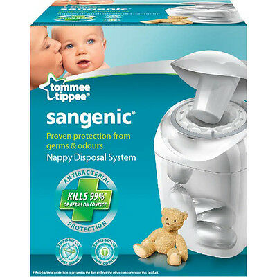 50 x Tommee Tippee Sangenic Nappy Disposal System