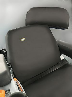 Heavy Duty Seat Cover Plant / Tractor Grammer Maximo Dynamic Plus Seat - Grey -