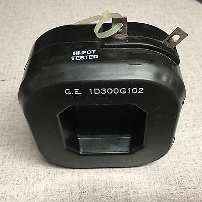 NEW OLD STOCK GE 1D300G102 LIMIT AMP CLOSING COIL 110/120 Vac