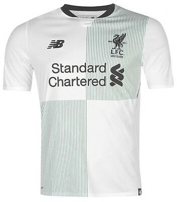Liverpool Away Shirt 2017-2018 BNWT Fast Delivery