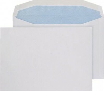 Q-Connect Envelope C5 Window 100gsm Self Seal White 9007500