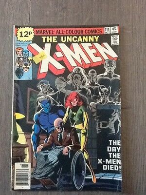The Uncanny X-Men Issue No. 114