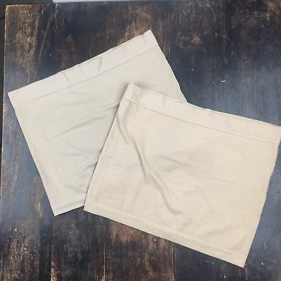 Motherhood Maternity Belly Band Support Belt For Pregnancy Tan OS Lot Of 2