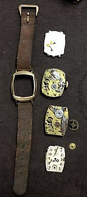Parts for Vintage Character Watches