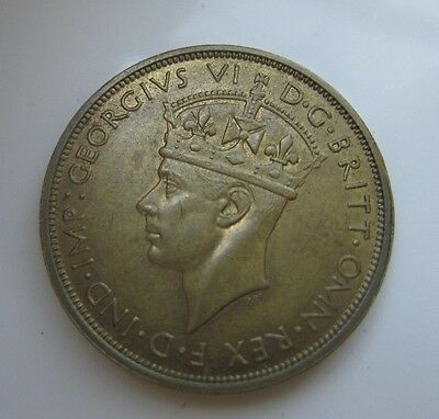West Africa 2 Shilling 1938