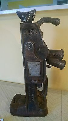 VINTAGE Simplex 85A 5 ton Railroad Jack Templeton Kenly & Co.  Works