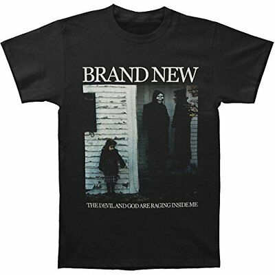 Brand New - The Devil And God Are Raging Inside Me T-Shirt Size S