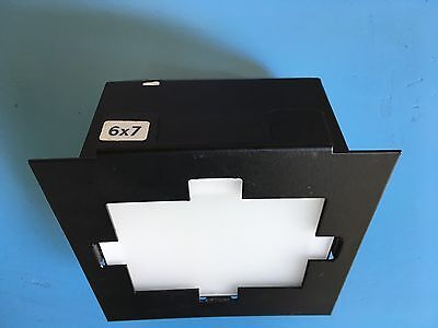 Beseler #6727 6x7 light mixing chamber for Dichro 67, Dichro 67S, or 67 Variable