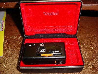 Rollei A110 Camera With Hard Case
