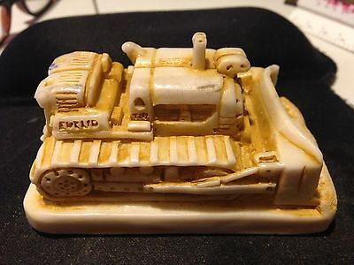"Mable Paper Weight ""Euclid TC 12 Tractor Dozer"""