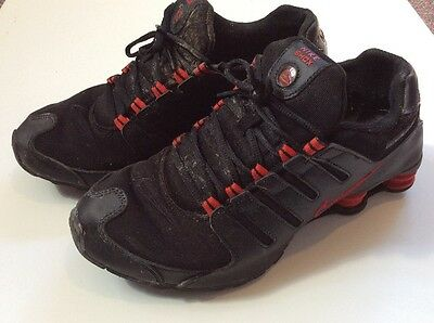Trashed Used Worn Men's Nike Shox Sneakers Shoes Size 10.5