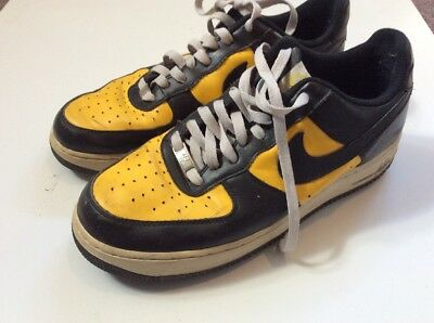 Men's Used Worn Trashed Nike Air Sneakers Shoes Size 10