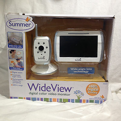 Summer Wideview Digital Color Video Monitor (29000A)