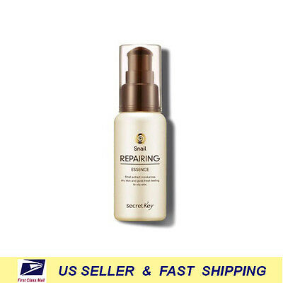 [ SECRET KEY ] Snail Repairing Essence 60ml +NEW Fresh+