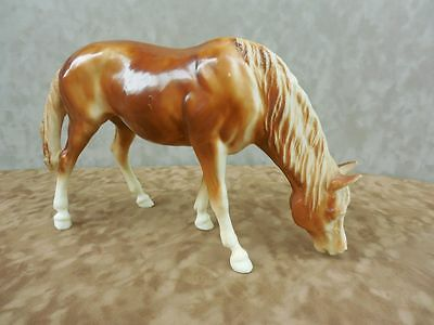 Breyer Vintage Grazing Mare - Factory Cull, Unfinished Model.