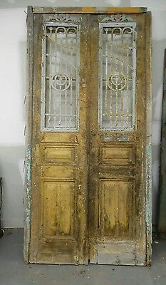 Antique Egyptian Door Architectural Salvage Gothic Medieval Victorian Art Deco