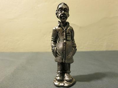 ~ Michael Ricker Pewter Figure Doctor Figurine Excellent condition More Posted!~