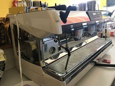 Nuova Simonelli Aurelia II T3 3-group Commercial Coffee machine