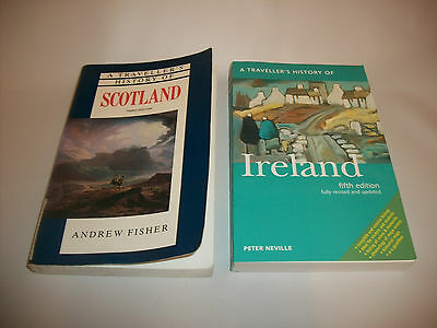 A Traveller's History of Ireland by Peter Neville Paperback Book 5th edition