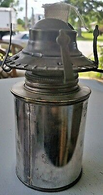 Lamplight Farms Chamber Burner Oil Lamp and canister UNUSED