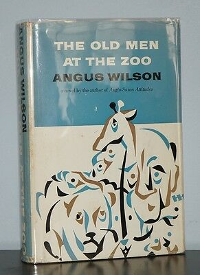 Angus Wilson - Old Men at the Zoo - 1st 1st HCDJ - Burgess 99 Title - NR
