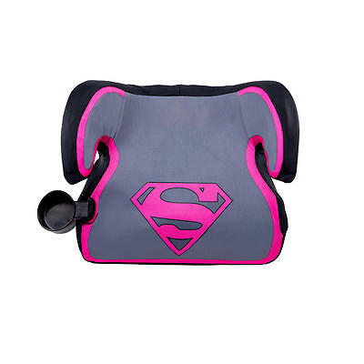 KidsEmbrace Fun-Ride Backless Booster Seat  Supergirl Ultra New! Free Shipping!!