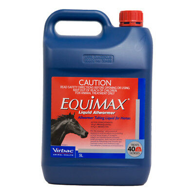 Equimax Liquid All Wormer 5lt