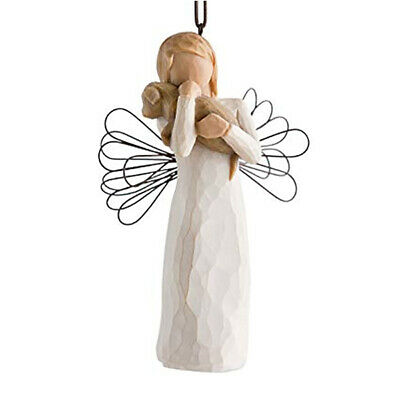 ANGEL OF FRIENDSHIP Willow Tree Christmas tree ornaments 26043