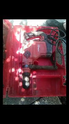 Hilti TE 56 roto hammer w/ sds Max and sds Plus