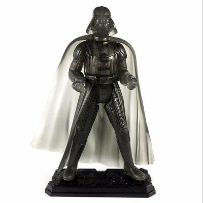 Rare Prototype Star Wars Clear DARTH VADER 3.75'' Figure Collection Movies Toy