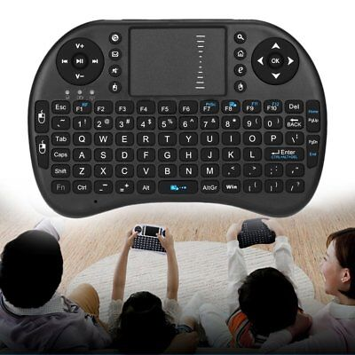 Wireless Remote Control Touchpad Handheld Keyboard 2.4G For Android Tv Pc Mini