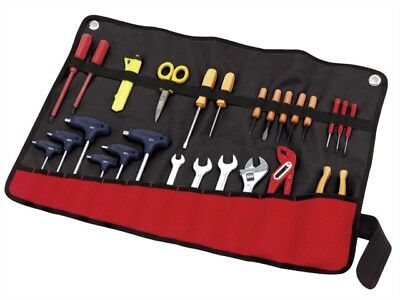Plano PNO557TX 13-Pocket Multi Tool Roll