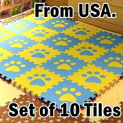 Baby Foam Mats Play Area Rug Toddler Crawl Boy Girl Nursery Room Floor Protect