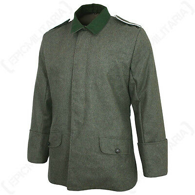 WW1 German M15 Tunic - Repro Army Jacket Coat Top Wool Soldier Uniform M1915 New