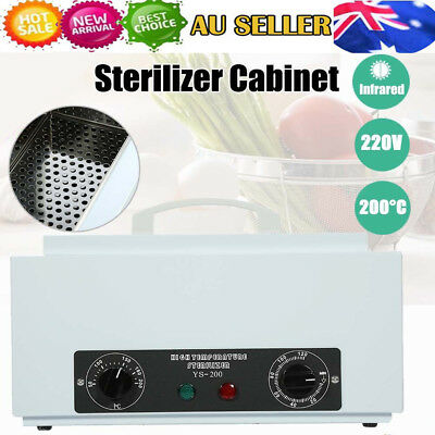 Portable Dry Heat Sterilizer Autoclave UV Autoclave Dental Medical Instruments