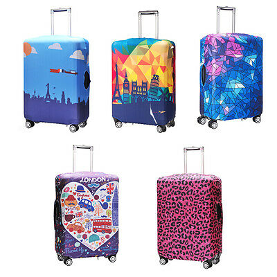 Travel Trolley Suitcase Protector Pouch Super Elastic Luggage Cover 18-32 inch