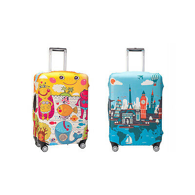 """Durable super elastic luggage covers Travel Suitcase Protective covers 18""""-32"""""""