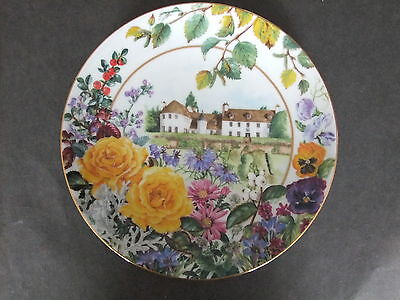 Queen Mother Houses 90th Birthday Plate Franklin Mint various designs available