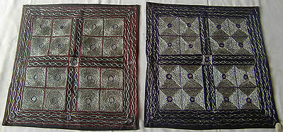 Beautiful Handmade Old Vintage Patch Work Cushions/pillow Cover India Fine Art19