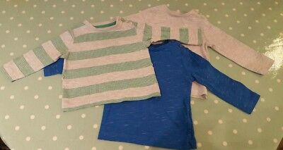 6-9 month boy F&F Long sleeve tops