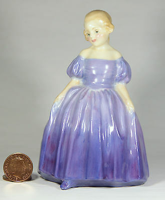EARLY ROYAL DOULTON FIGURINE - MARIE. Model HN1370, 1930-1988, 2nd VERSION